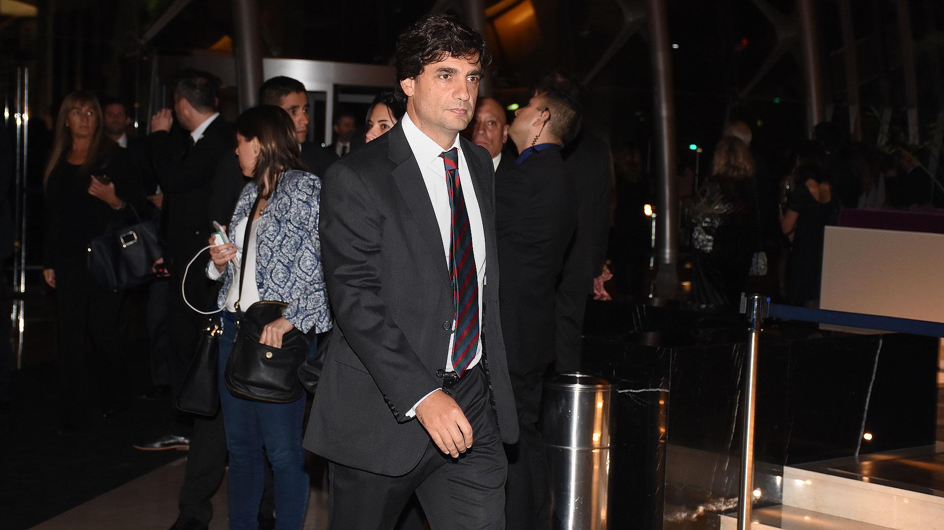Hernán Lacunza, ministro de Economía de la provincia de Buenos Aires
