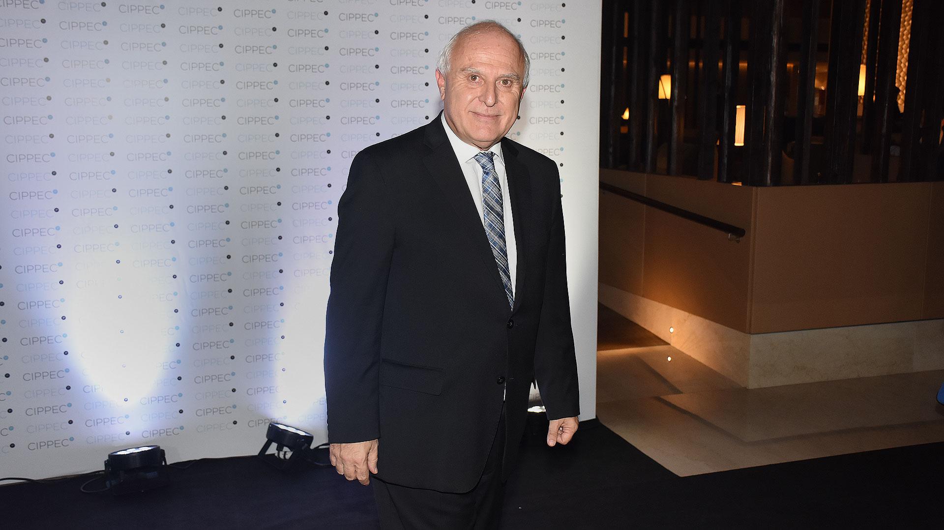 El gobernador de la provincia de Santa Fe, Miguel Lifschitz