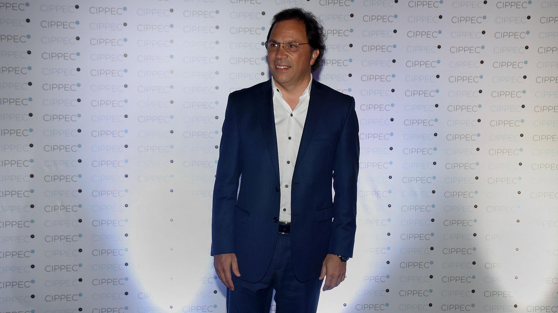 El diputado Darío Giustozzi