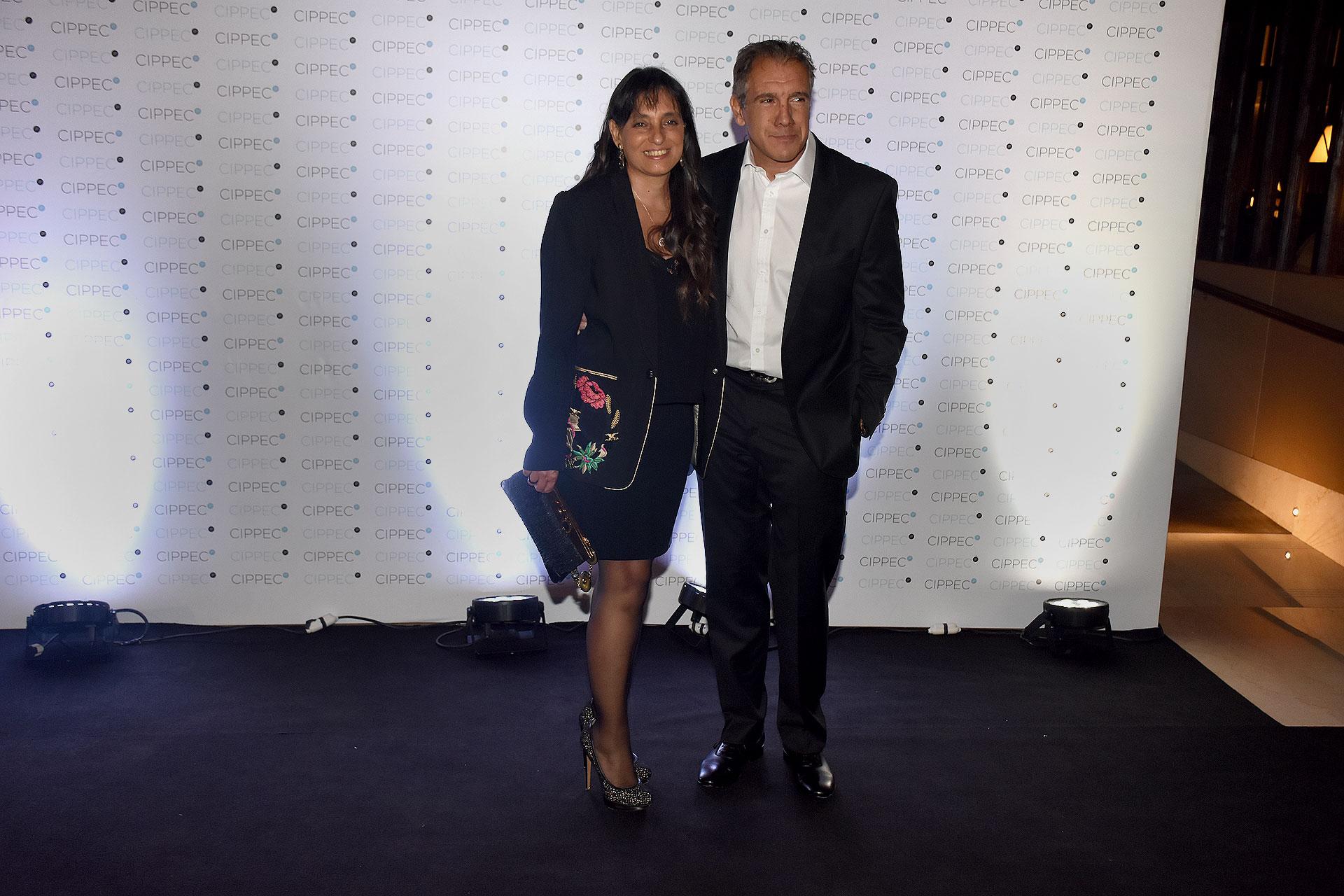 Viviana Zocco, CEO de Grupo VI-DA, y Daniel Hadad, fundador de Infobae