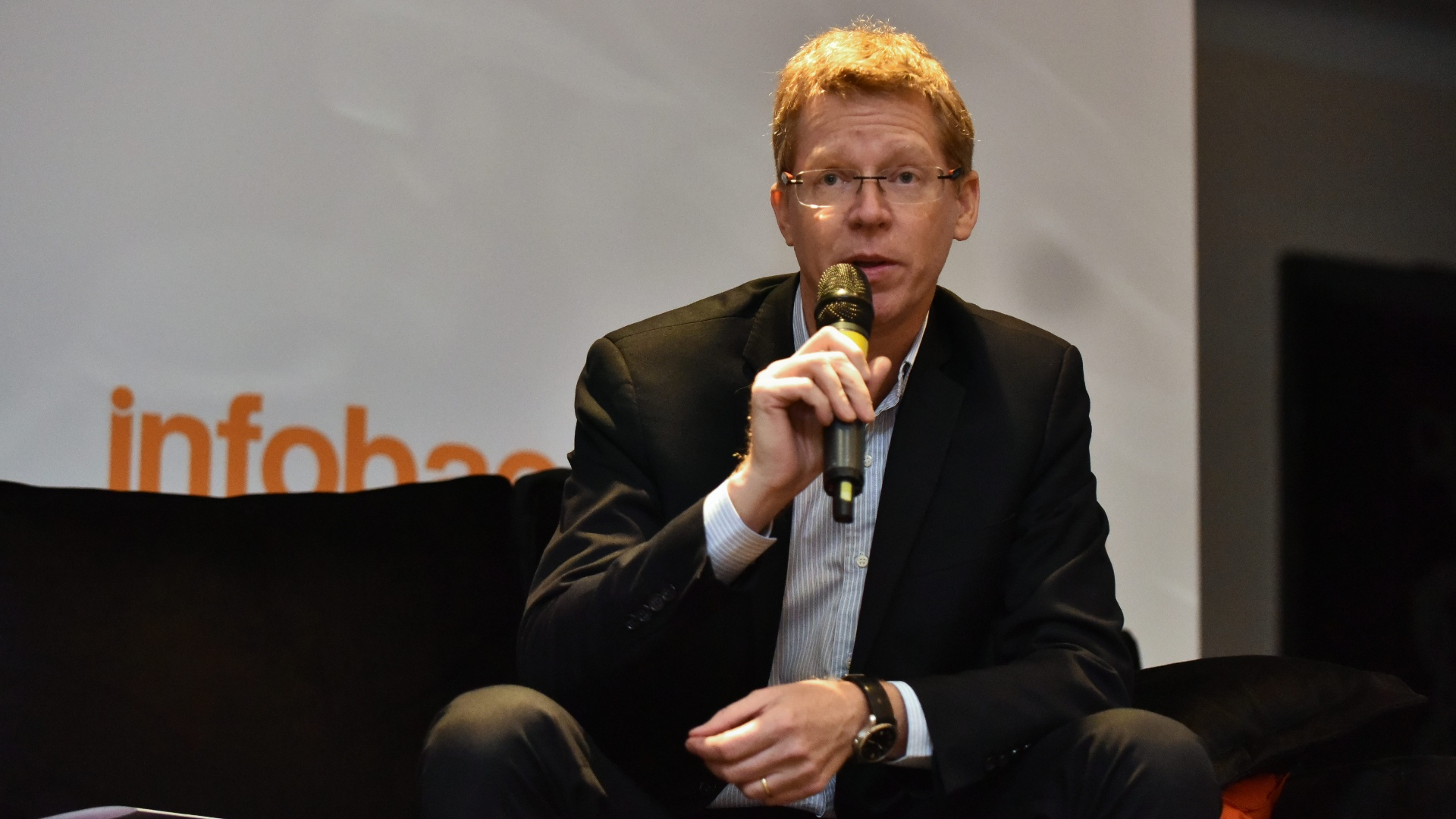 Juan Curutchet, presidente del Banco Provincia