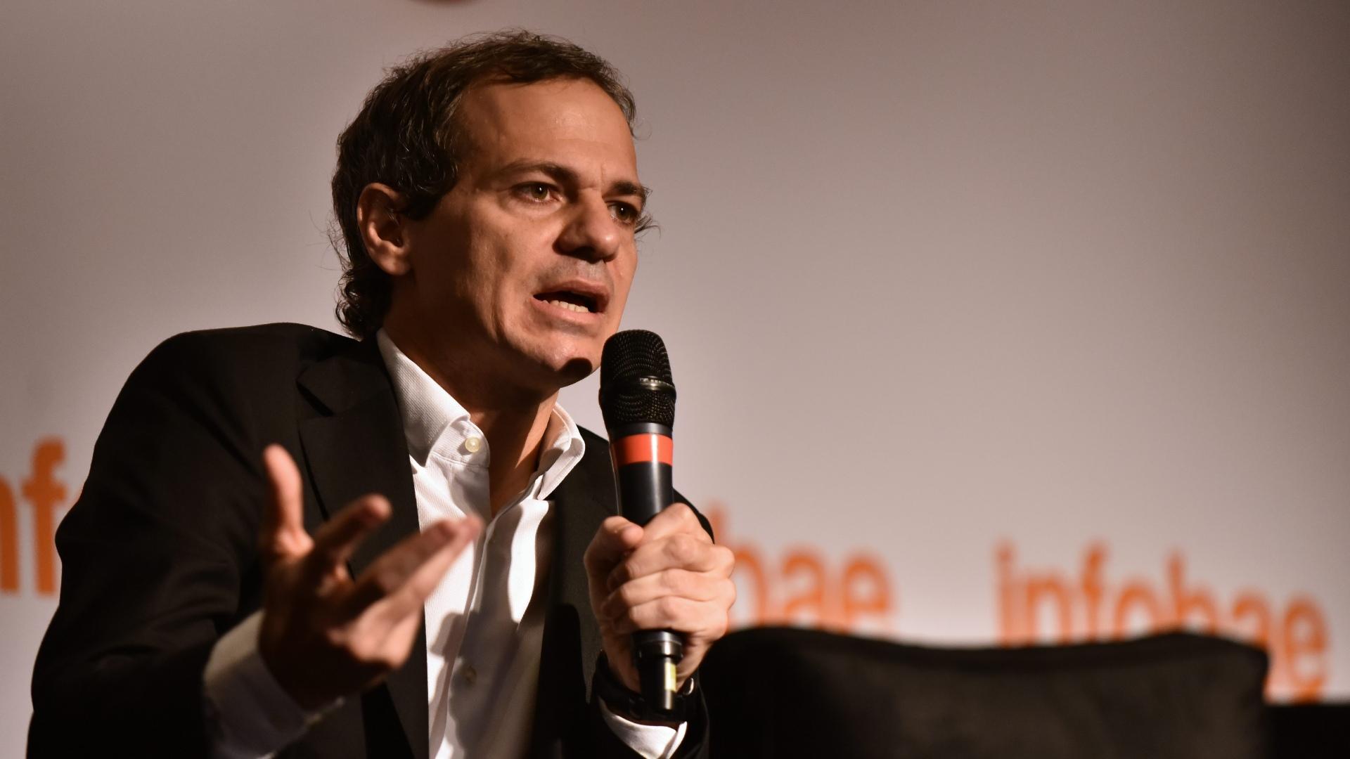 Lucas Llach, vicepresidente del BCRA. (Adrián Escandar)