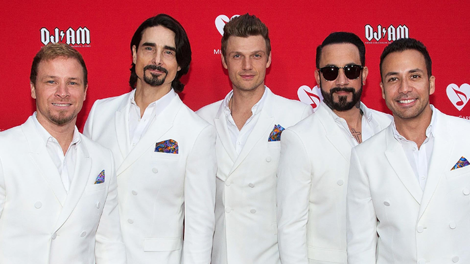 """""""Backstreet Boys"""" no ha dejado de cosechar éxitos, convirtiéndose en un grupo pop de referencia con más de 135 millones de discos vendidos en todo el mundo"""