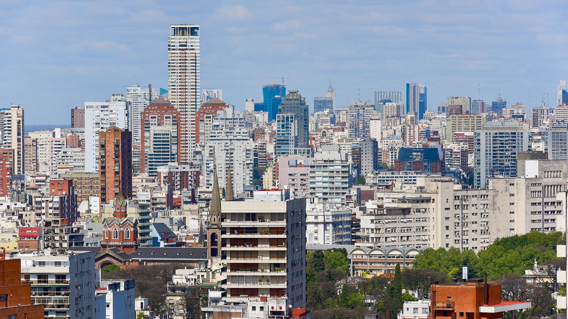 Los alquileres en la ciudad de Buenos Aires acumulan 34% de aumento en el año (IStock)