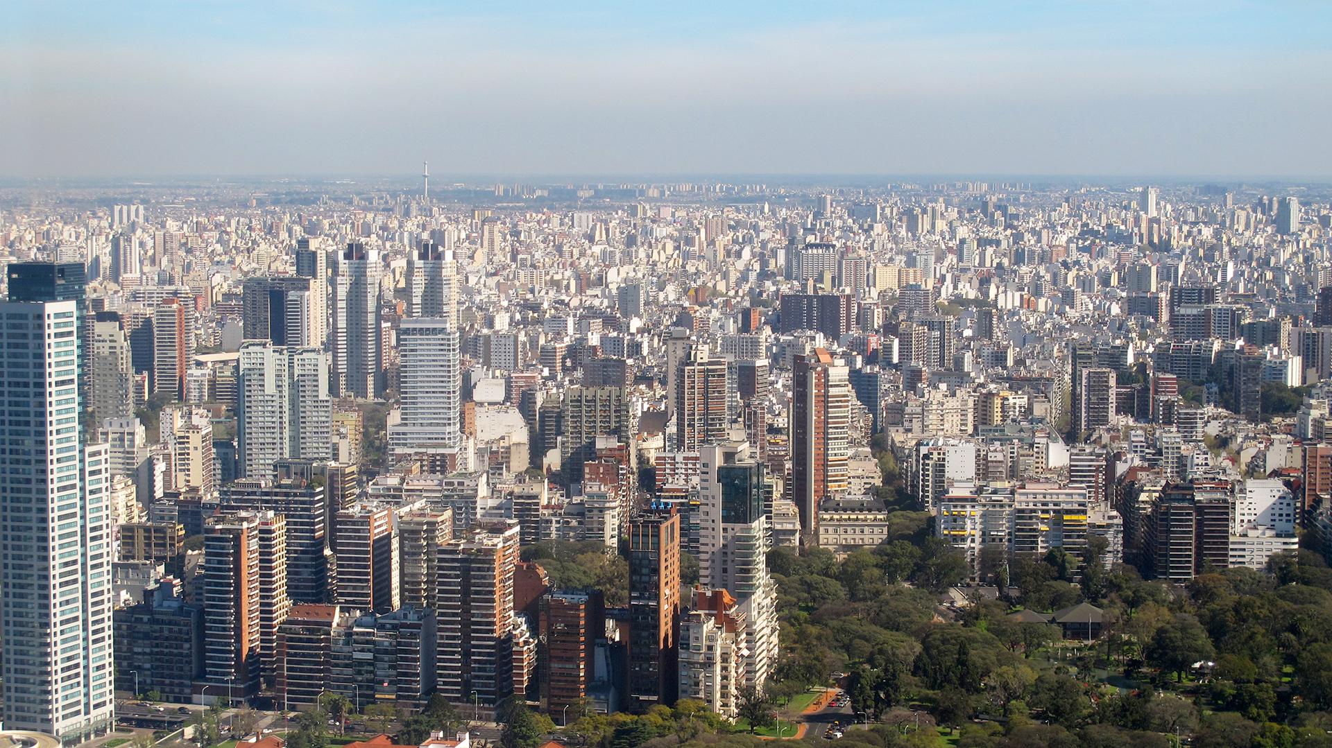 El precio promedio del metro cuadrado en la Ciudad de Buenos Aires es de USD 2.555 (IStock)