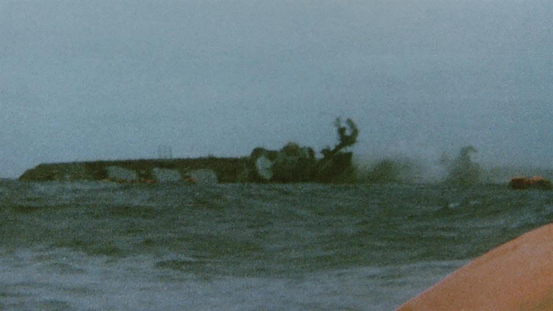 323 marinos murieron en el hundimiento del Belgrano