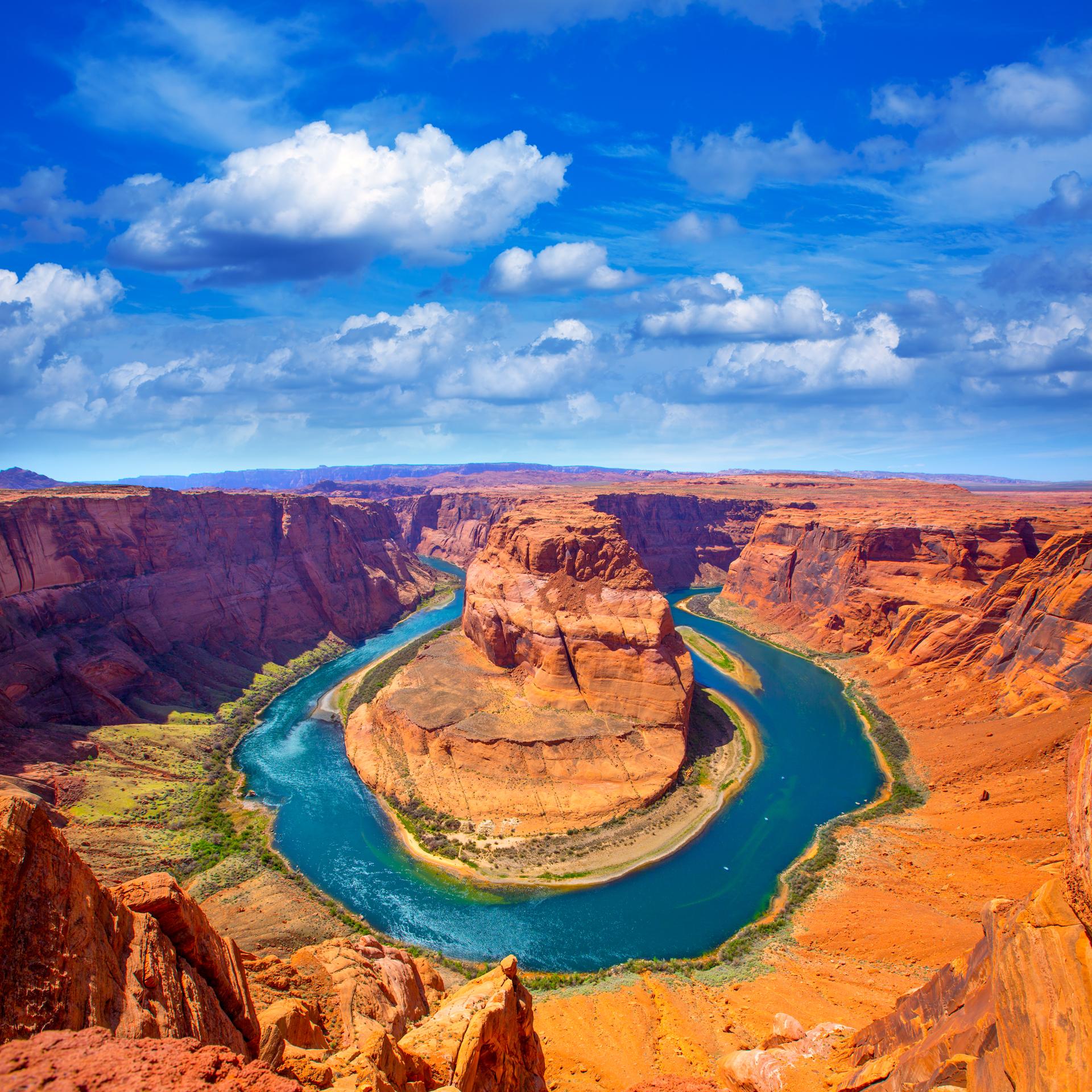 El Grand Canyon (Arizona) se ha convertido en una visita imprescindible en todo viaje al oeste de los Estados Unidos (iStock)