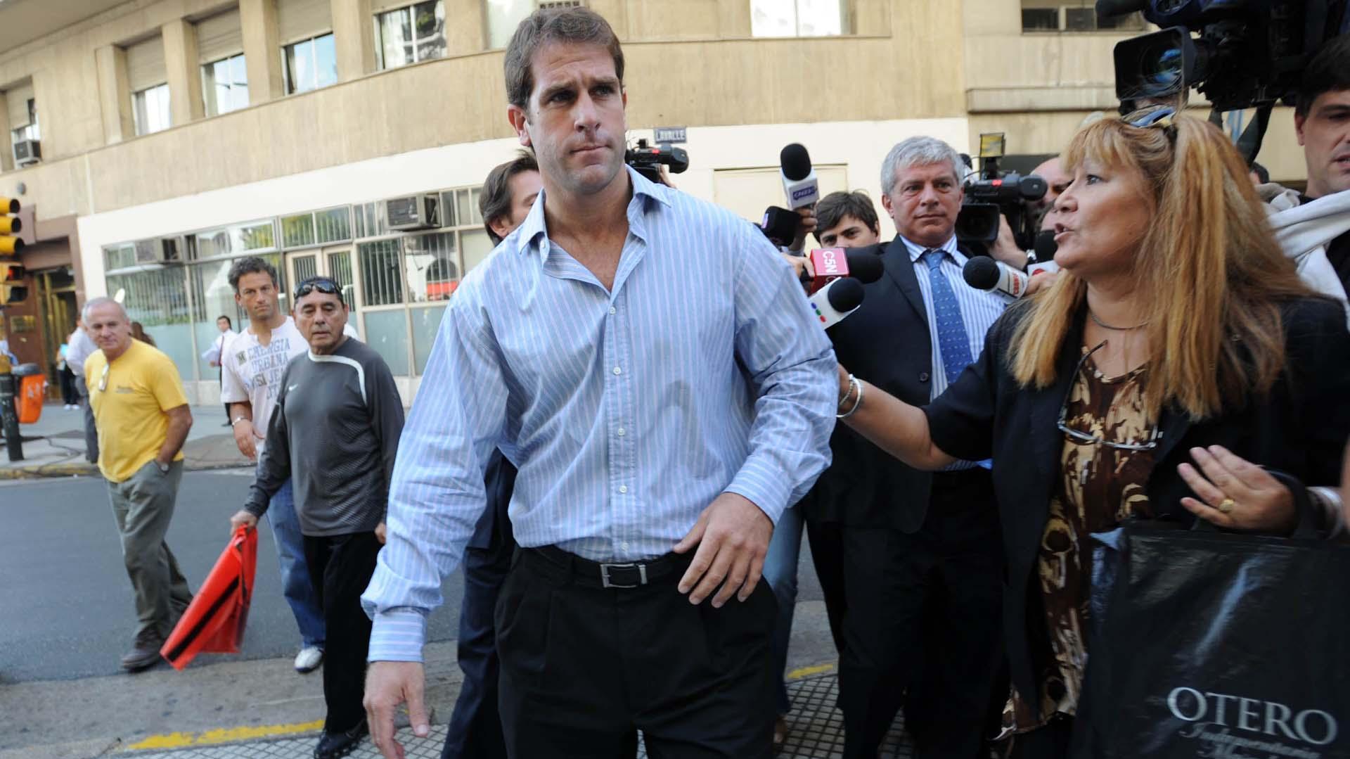 La Corte Suprema de Justicia dejó firme la condena a 12 años de prisión del ex barra brava de River Plate Alan Schlenker por el homicidio de un supuesto vendedor de drogas