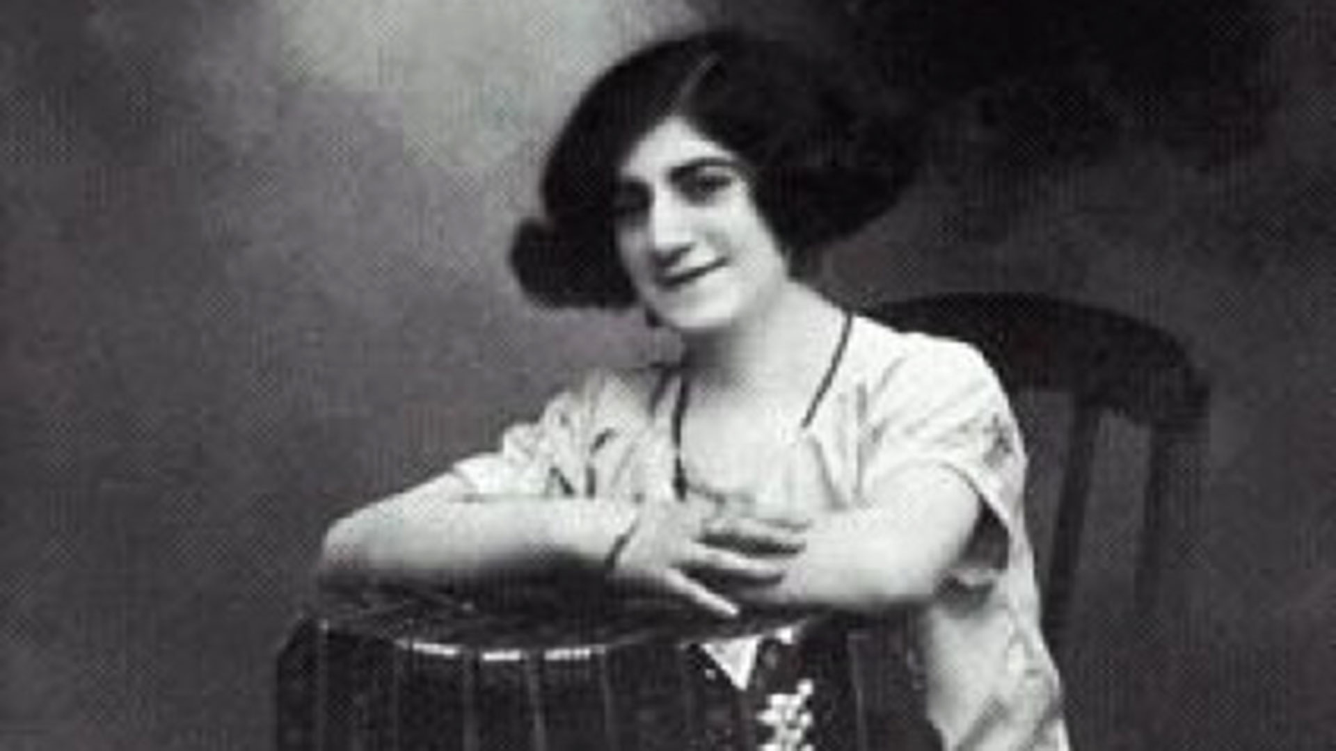 Paquita Bernardo fue la primera mujer en tocar el bandoneón y en conformar su propia orquesta de tango