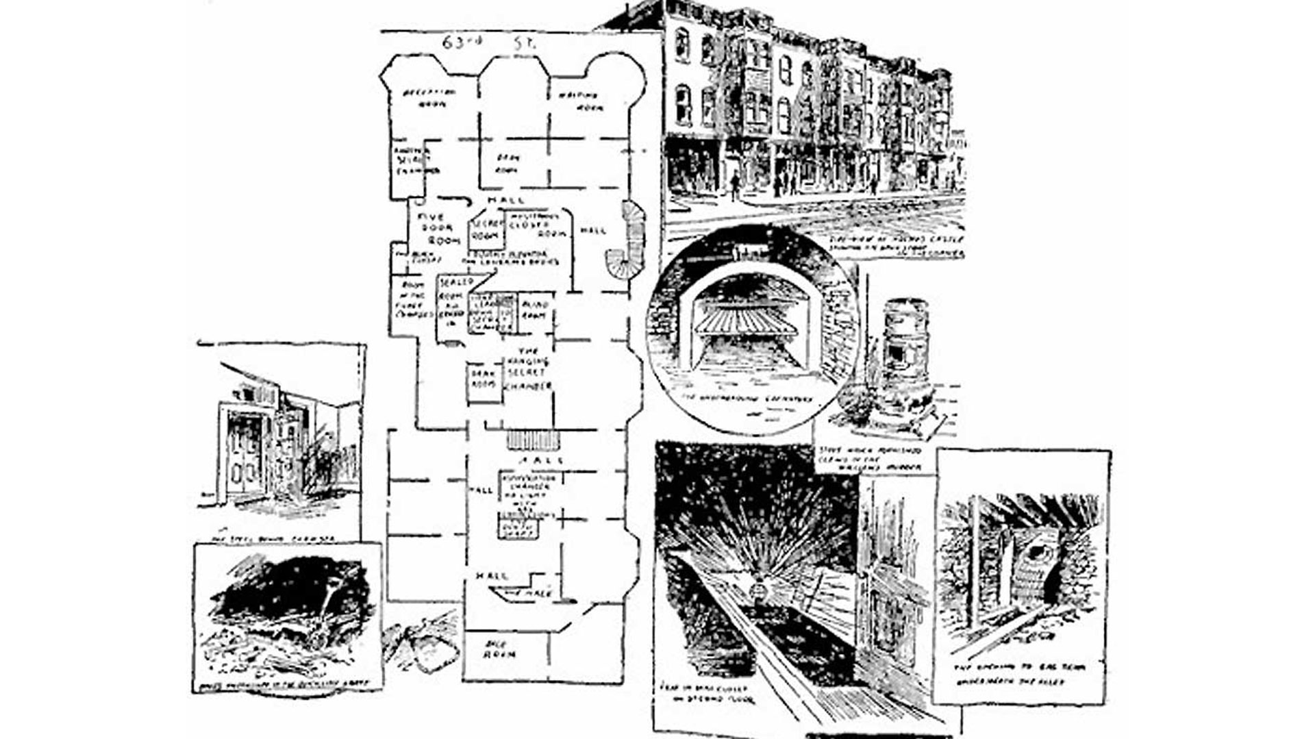 Un Asesino Serial En Un Hotel Una Ejecución Y Una Vida De Incógnito En Paraguay La Increíble Historia De H H Holmes Infobae