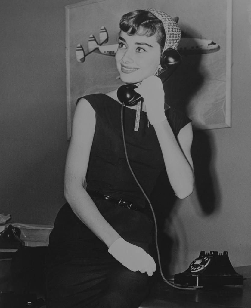 Fue elegida como una de las mujeres más bellas de Hollywood (Keystone/Hulton Archive/Getty Images)