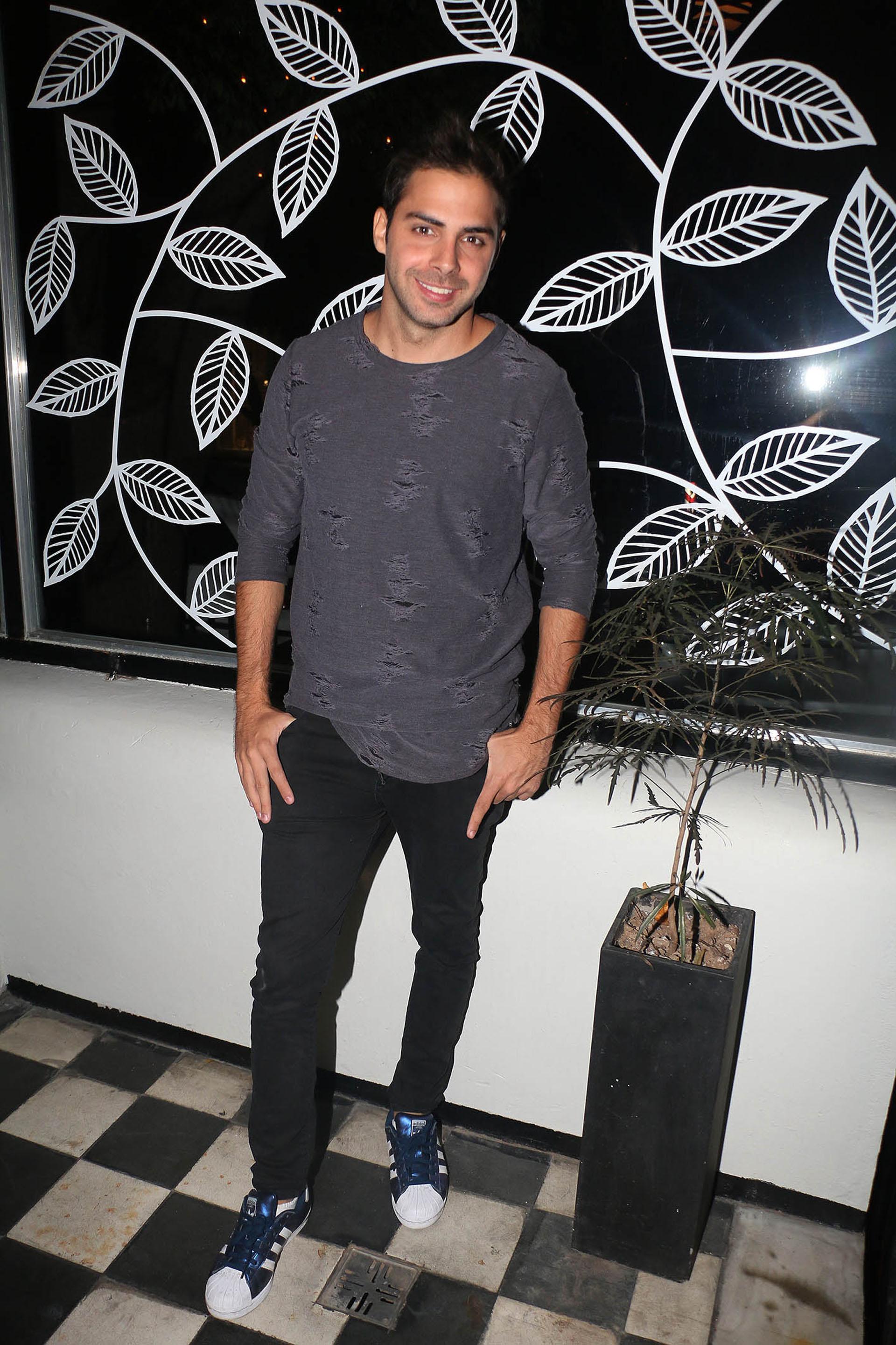 Grego Rossello, uno de los conductores de los premios Martín Fierro Digital
