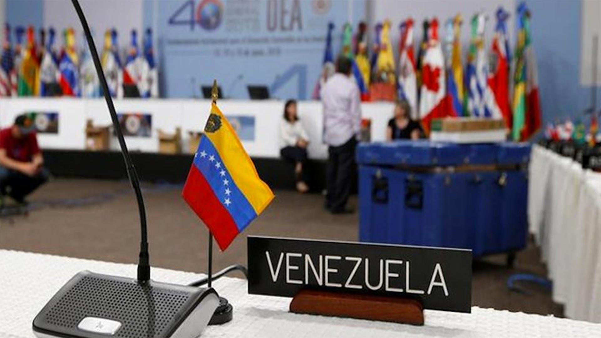 La crisis en Venezuela vuelve a ser tema de debate en la OEA