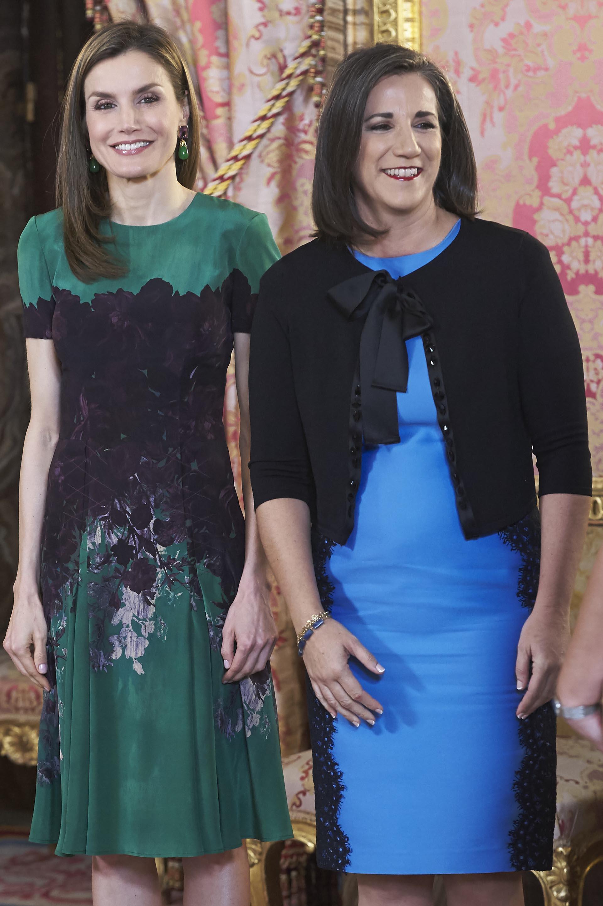 Por sus estilos, la monarca española y la primera dama costarricense capturaron la atención de la prensa internacional