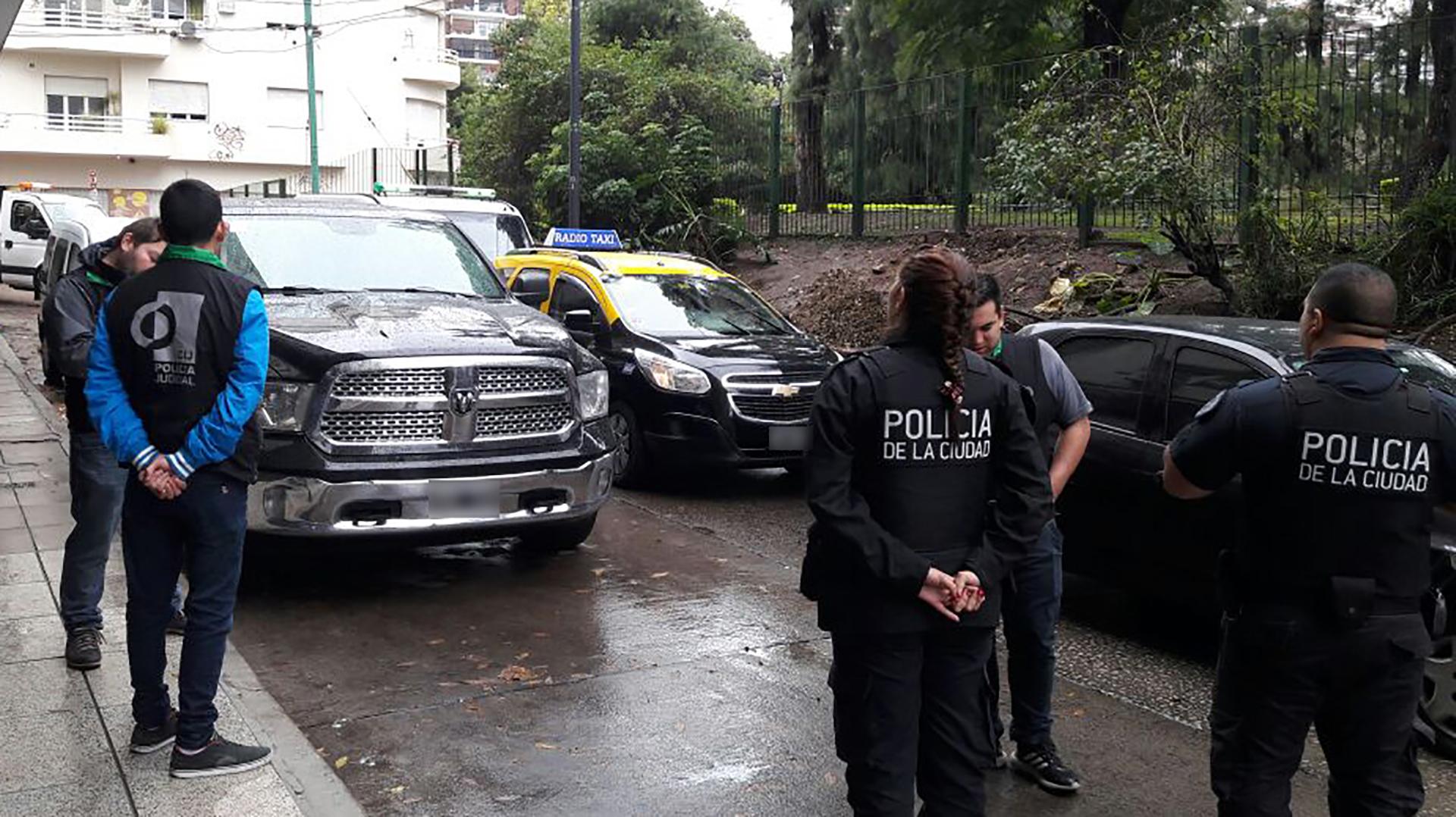 (Prensa policía de la ciudad)