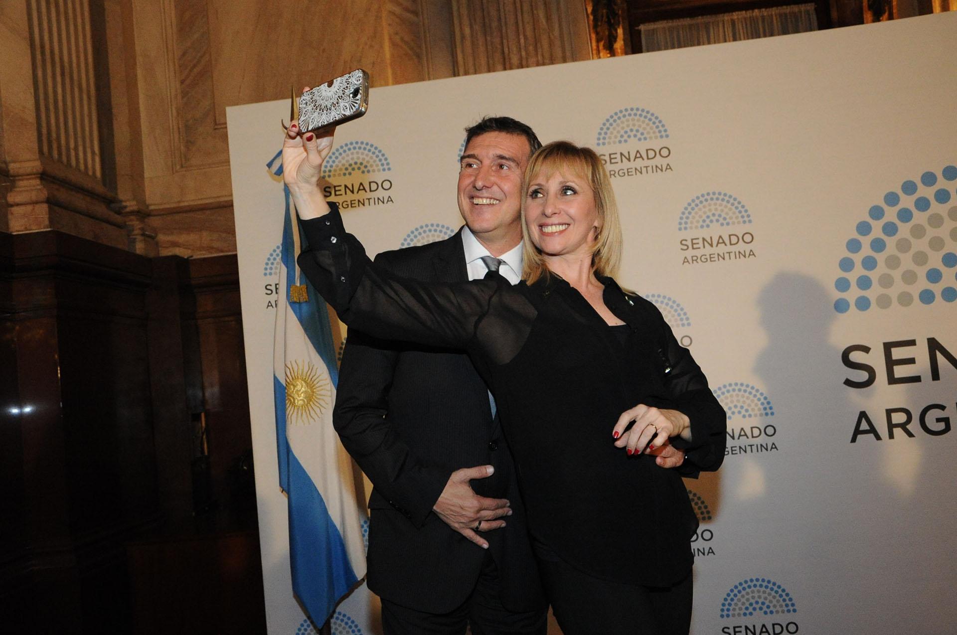 Julio Bocca y Eleonora Cassano
