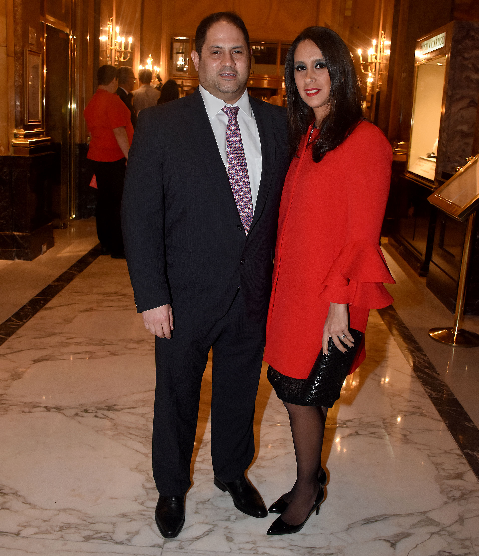 Felipe y Vanesa Noble Herrera