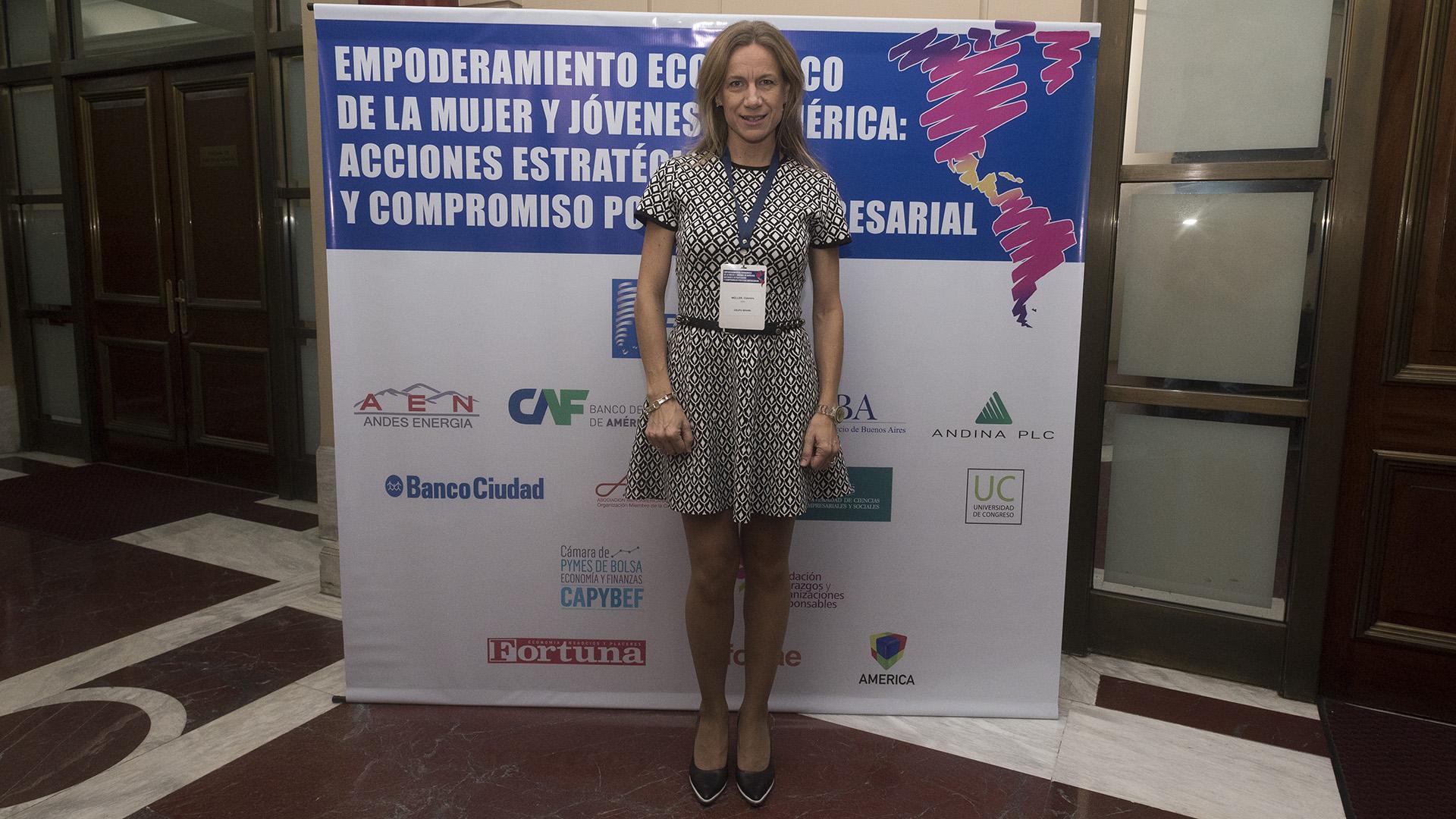 Gabriela Müller, CEO Grupo Brasil (Adrián Escandar)