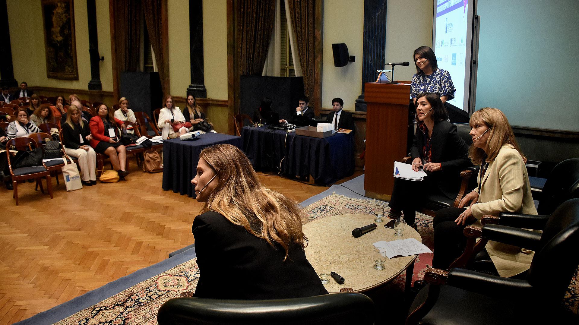Participaron mujeres emprendedoras de Latinoamérica y el Caribe (Nicolás Stulberg)