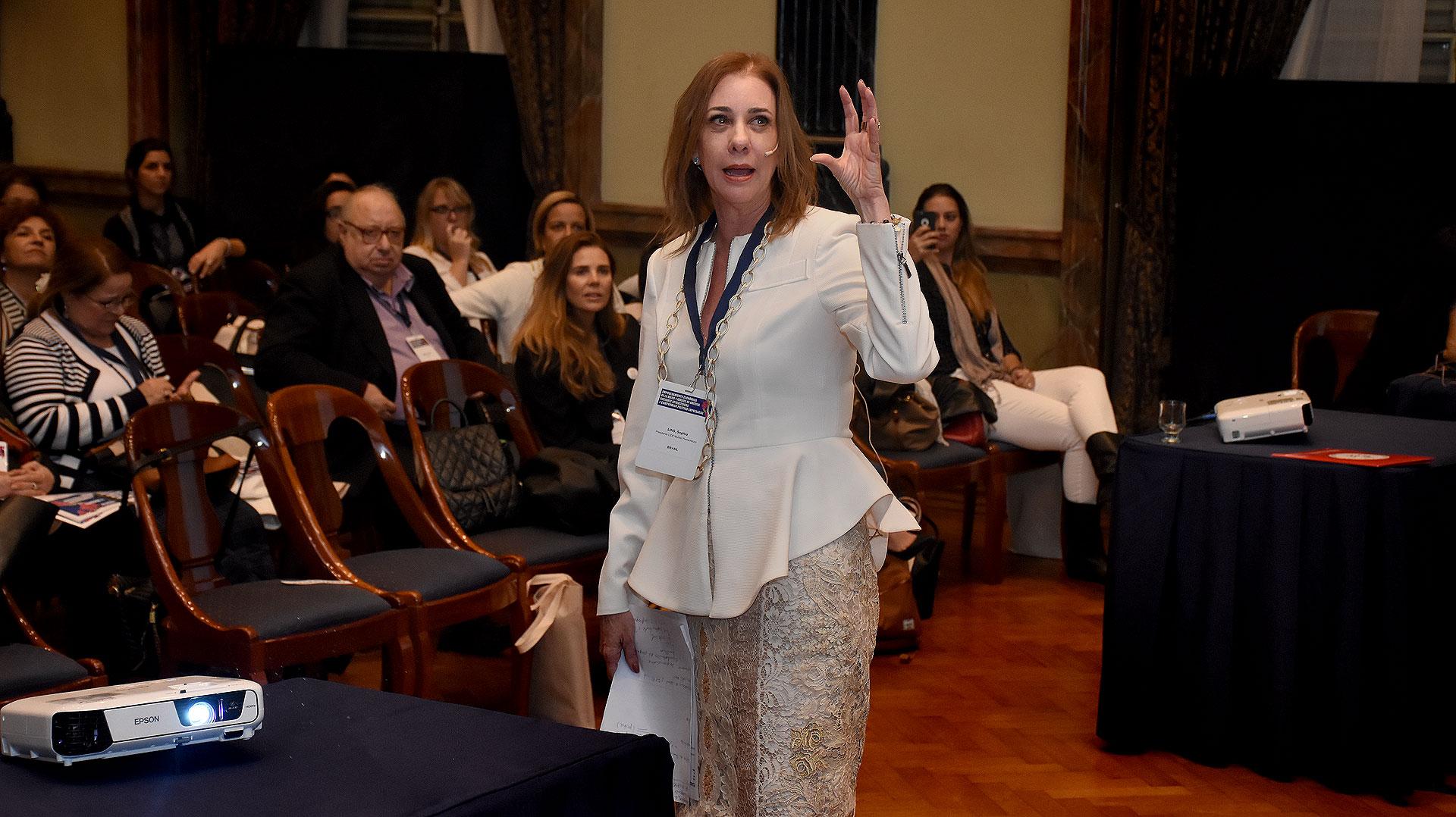 Sophia Lins, presidenta Lide Mulher Pernambuco