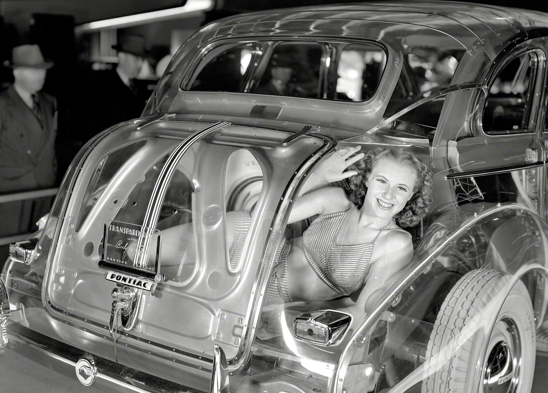 Fue exhibido por primera vez en la Feria Mundial de Nueva York de 1940 y luego recorrió exposiciones de General Motors