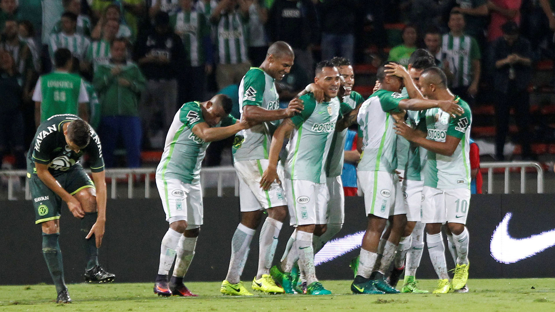 Atlético Nacional de Colmobia es el último campeón de la Recopa Sudamericana (Reuters)