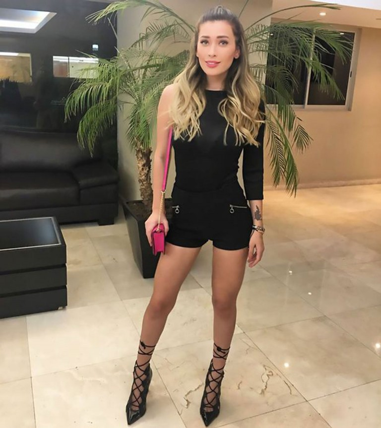 Brenda Zambrano golpeada SF 1