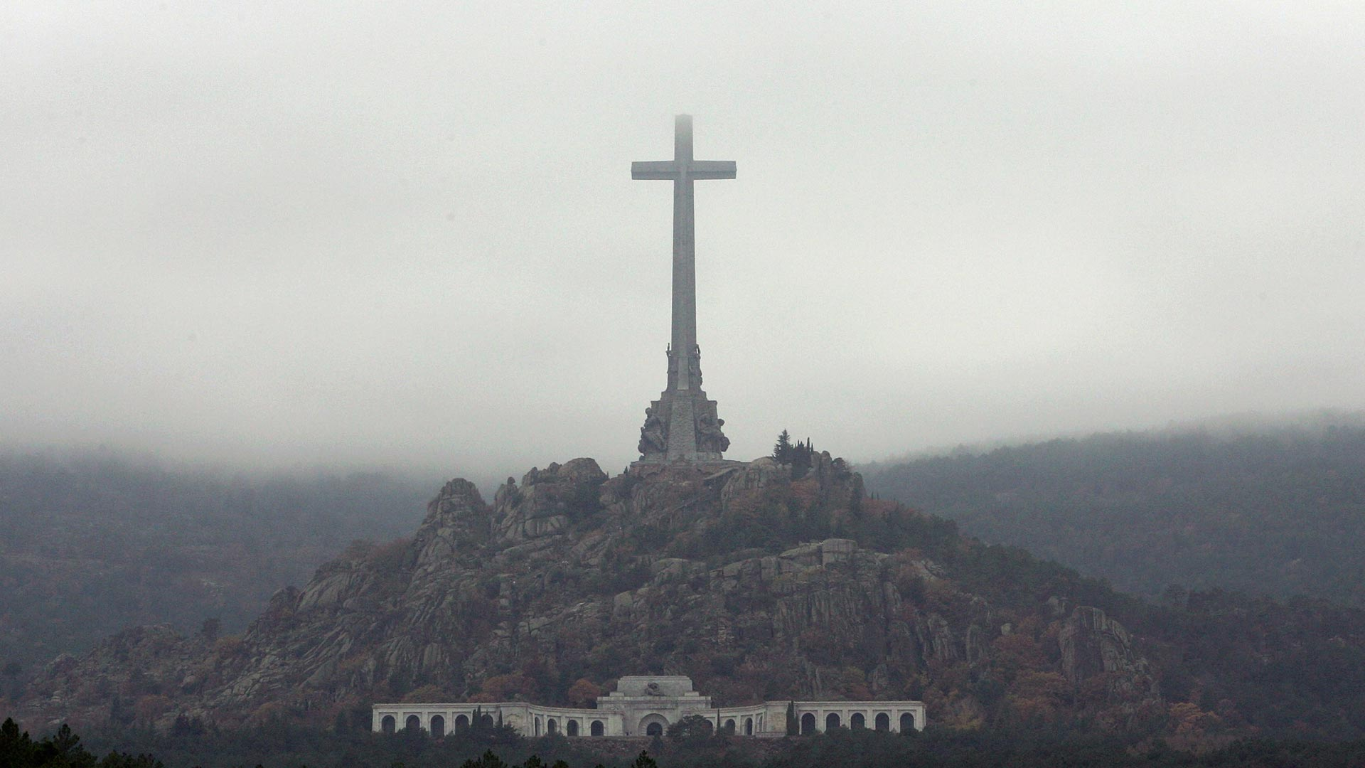 El Valle de los Caídos (Getty Images)