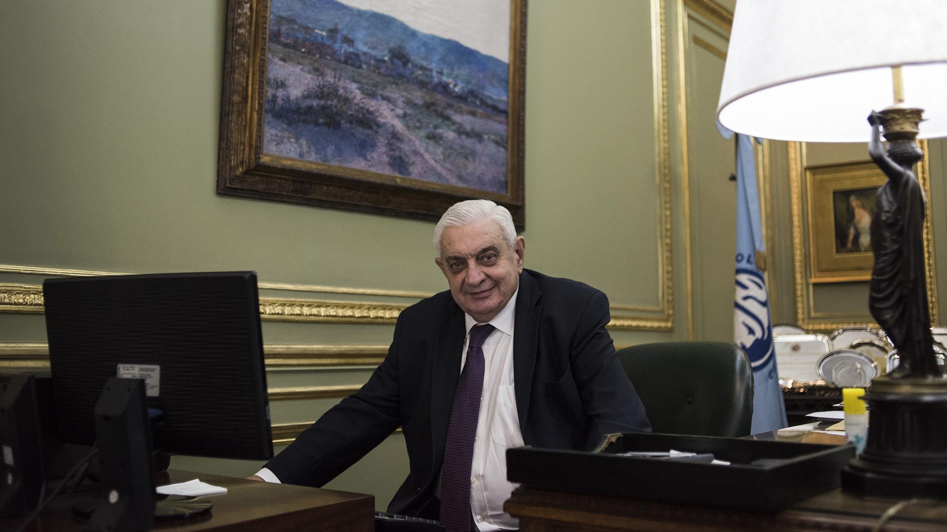 """Adelmo Gabbi: """"Voy a votar a Macri, no podemos volver atrás y caer ..."""