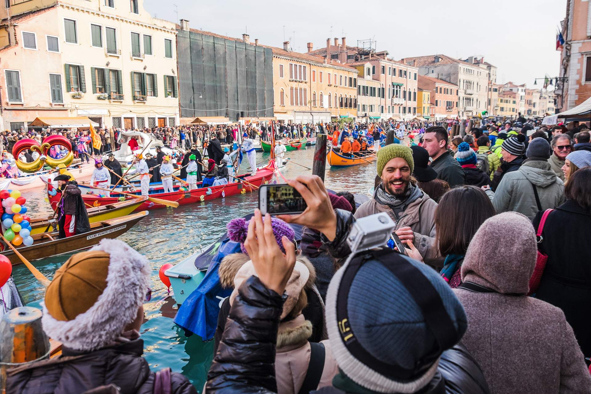 """Venecia es una de las ciudades que más sufre por el """"turismo excesivo"""" (iStock)"""