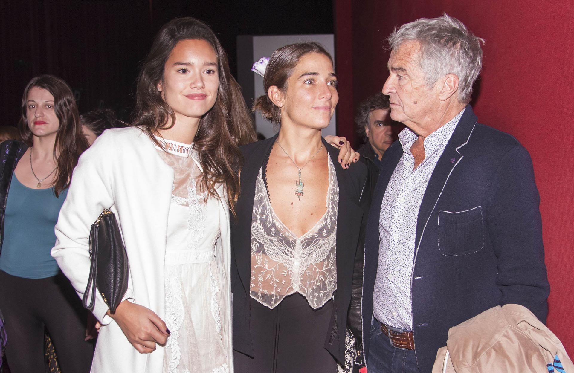 Manuela, Juana e Ignacio Viale