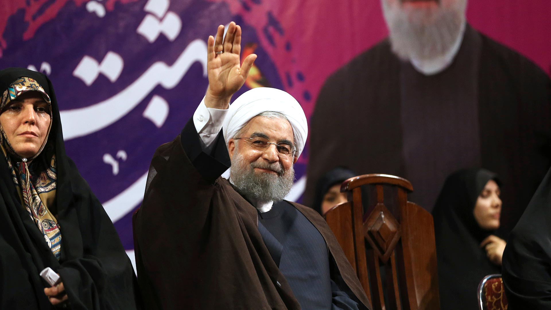 """Irán aseguró que tiene al """"padre de todas las bombas"""""""