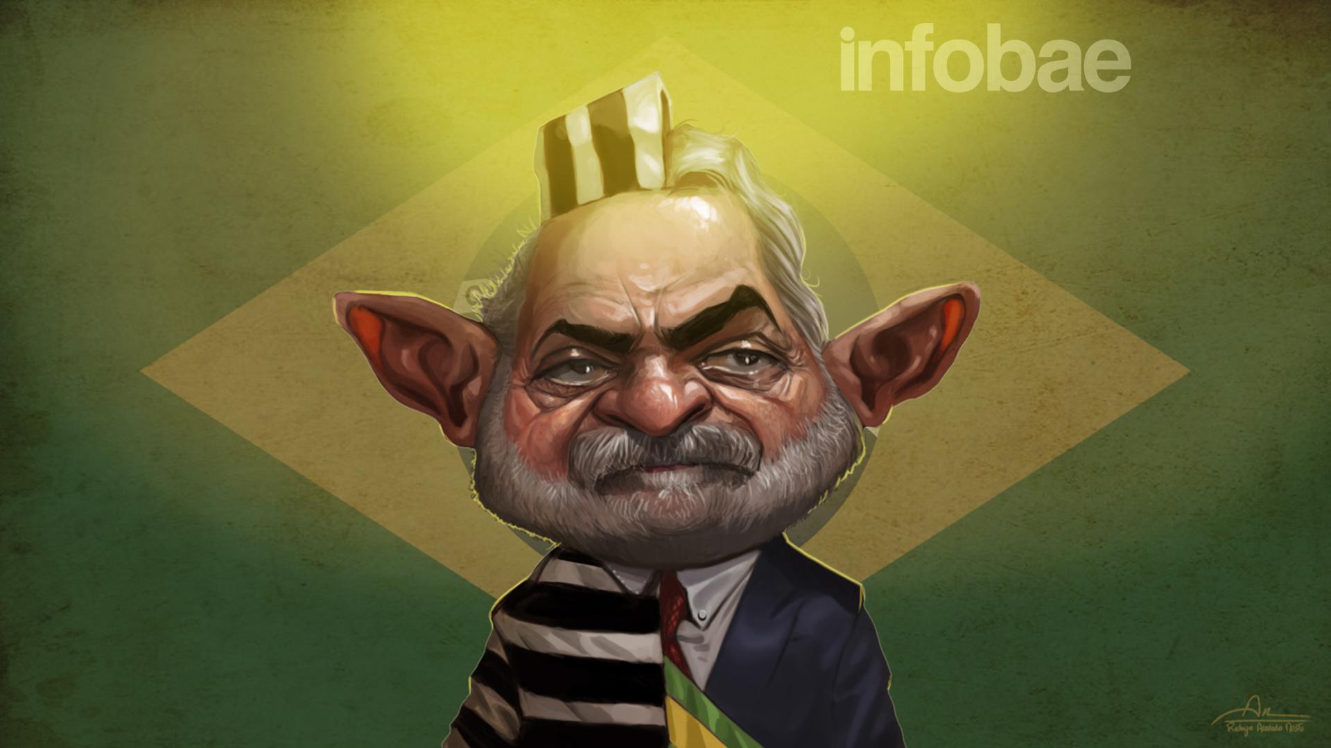 Lula da Silva, entre la amenaza de la cárcel y las aspiraciones presidenciales (Rodrigo J. Acevedo Musto)