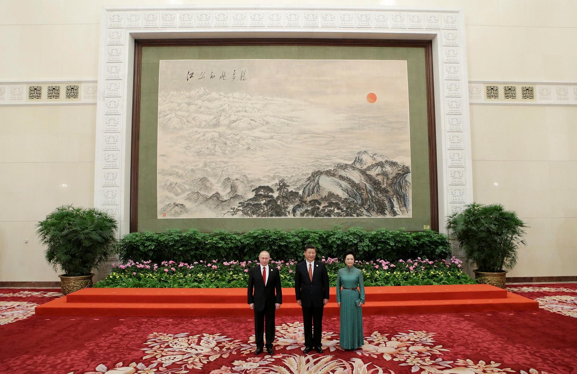 El presidente chino resaltó el significado histórico de las antiguas rutas comerciales que unían el este y el oeste, y las enlazó con el plan que Pekín promueve desde 2013