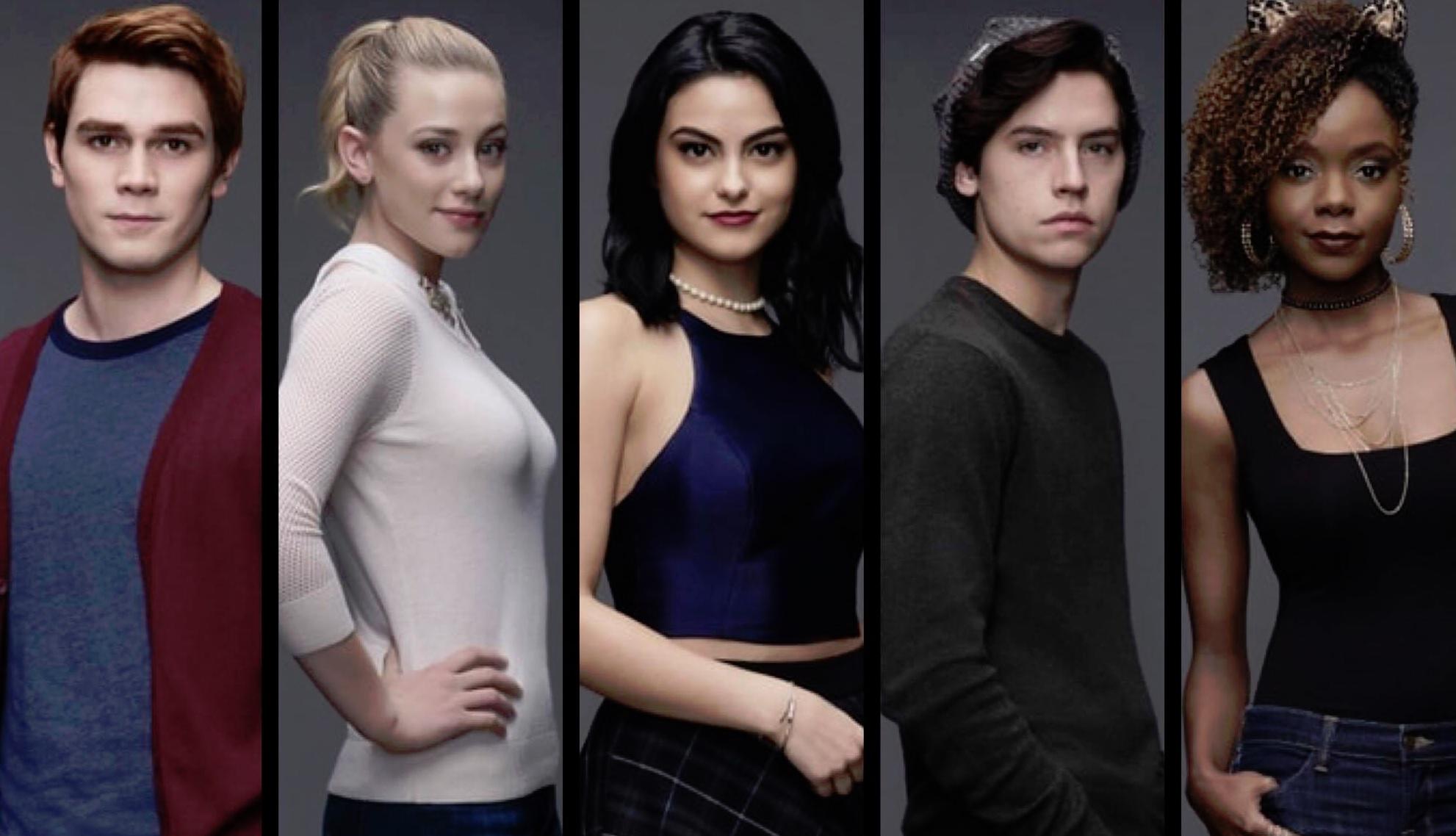 Elenco juvenil de Riverdale