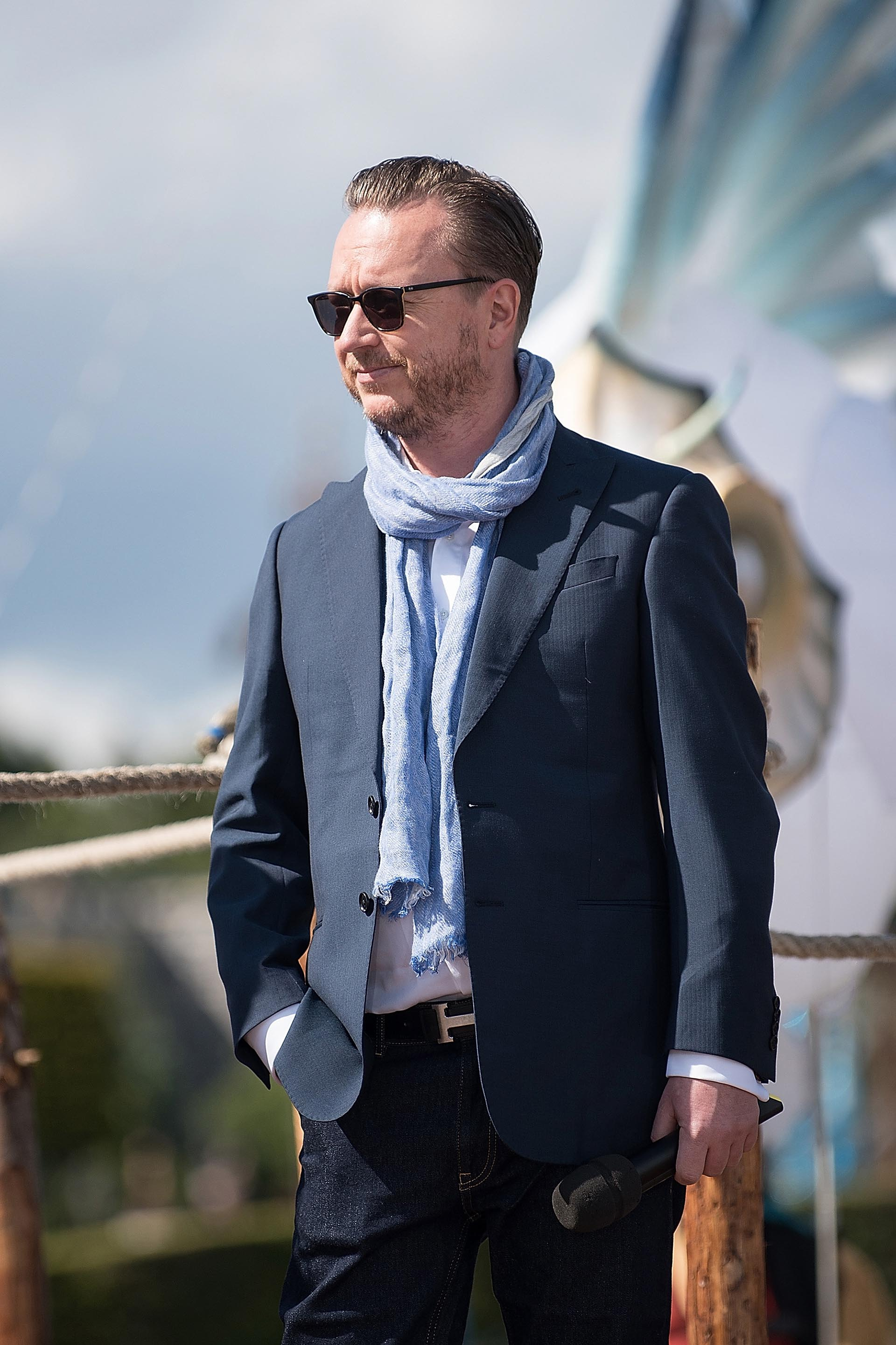 El director Espen Sandberg