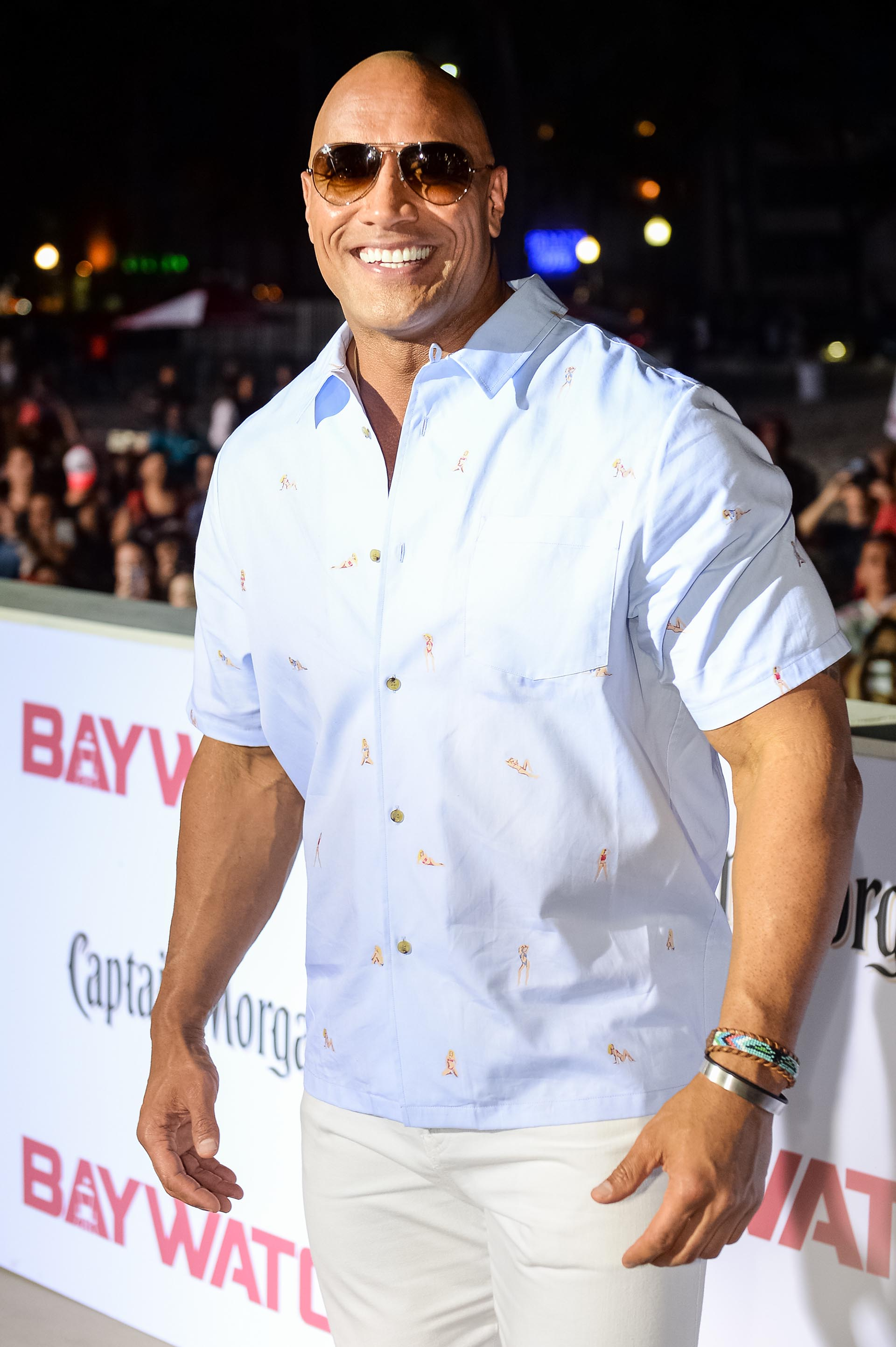 Dwayne Johnson /// Fotos: Getty Images