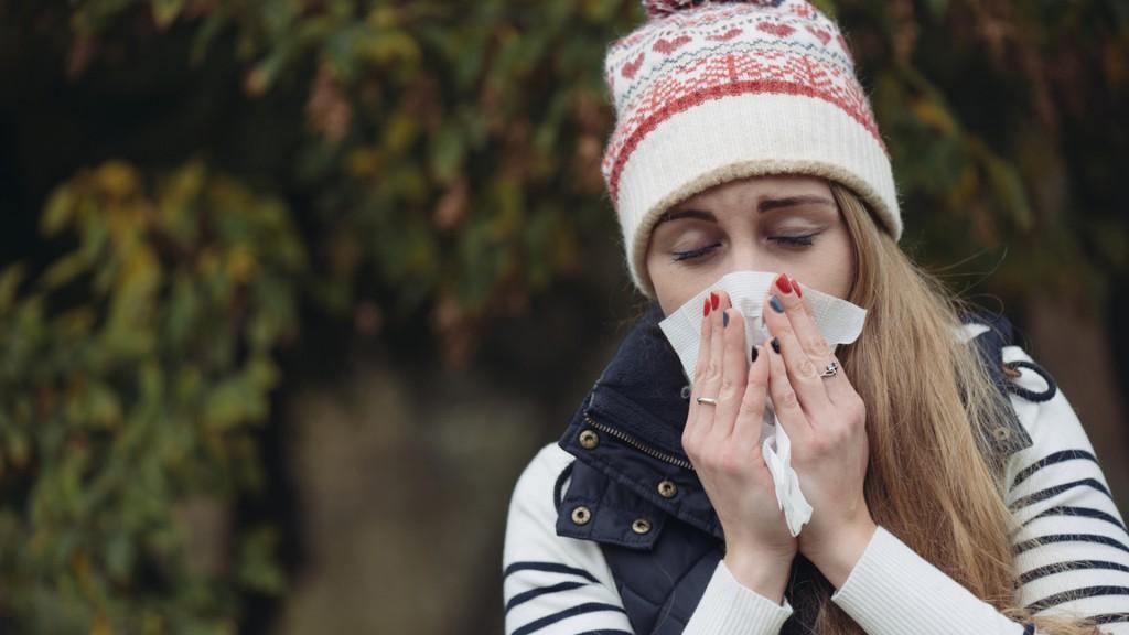 Puede parecer una simple alergia…