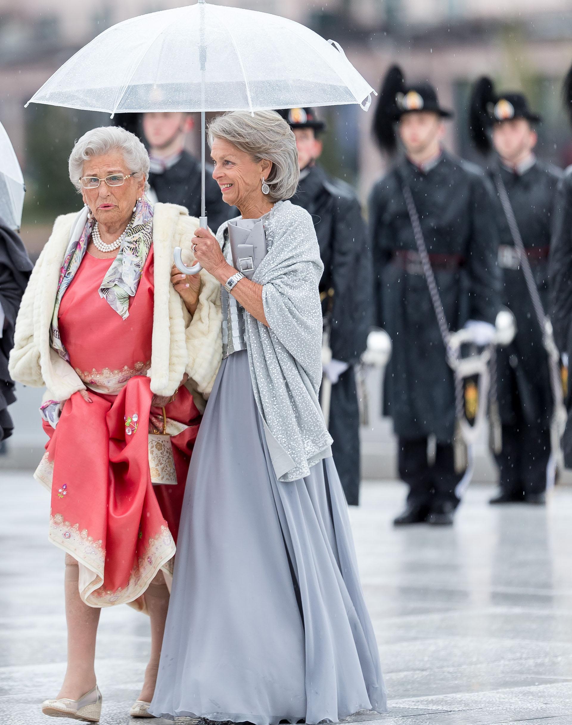La princesa Astrid de Noruega