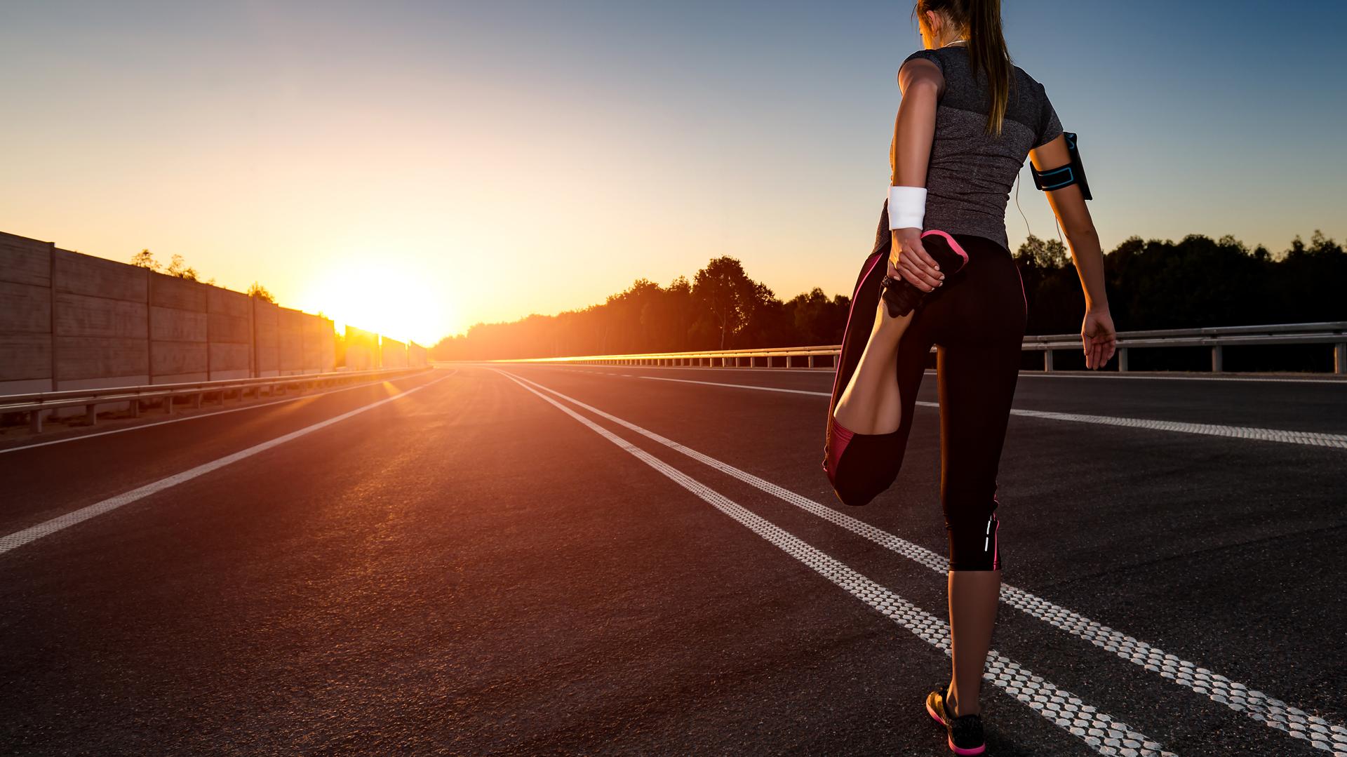 Un estudio evaluó los hábitos de los corredores nacionales (iStock)