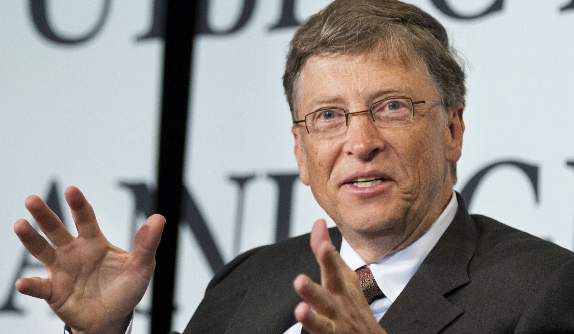 Bill Gates, fundador de Microsoft, apoya el desarrollo de ingeniería genética para mejorar la productividad agrícola