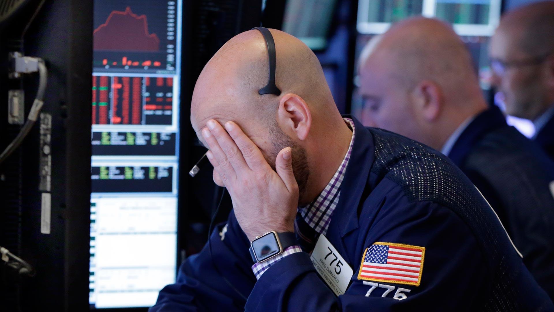 Los operadores del gran mercado no esperaban un giro tan violento