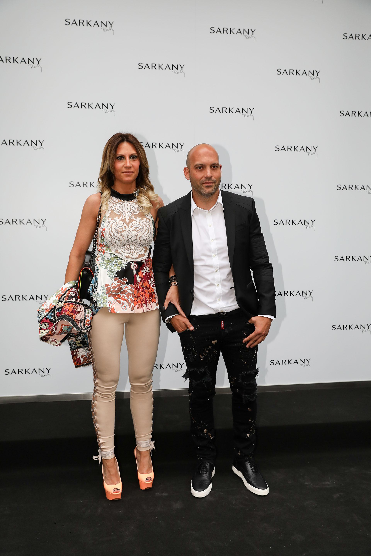 Gabri y su pareja