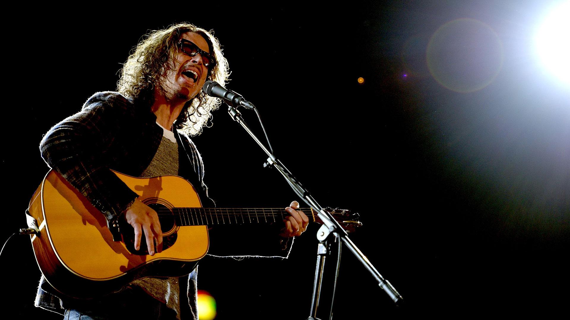 Cornell falleció en medio de una gira en Detroit (Getty)