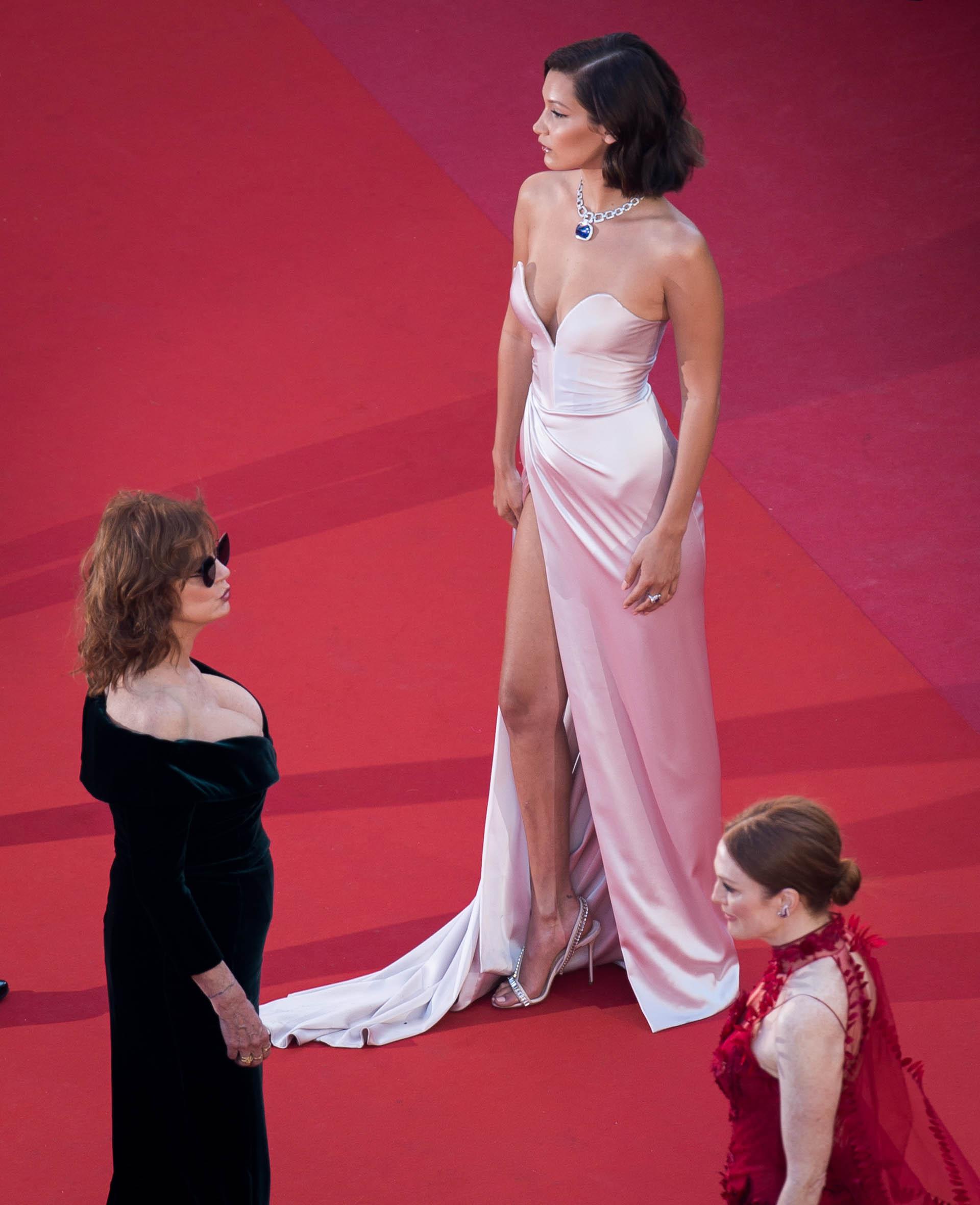 Festival de Cannes 2017: los mejores diseños de la alfombra roja ...