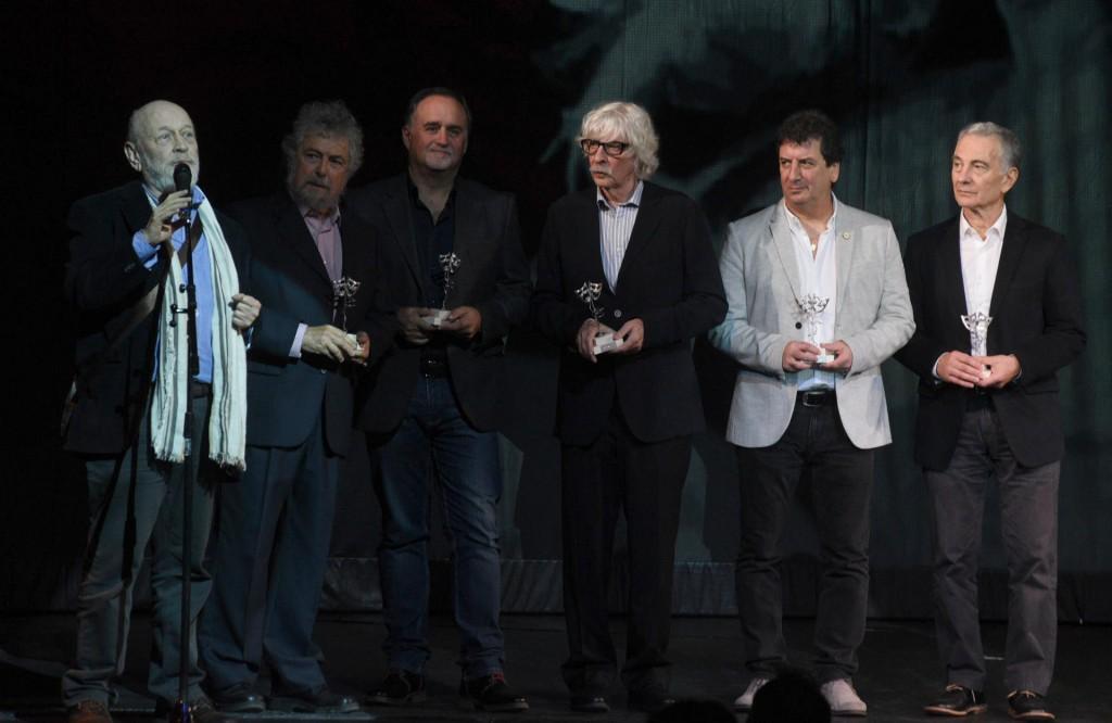 Les Luthiers obtuvieron un reconocimiento por su trayectoria