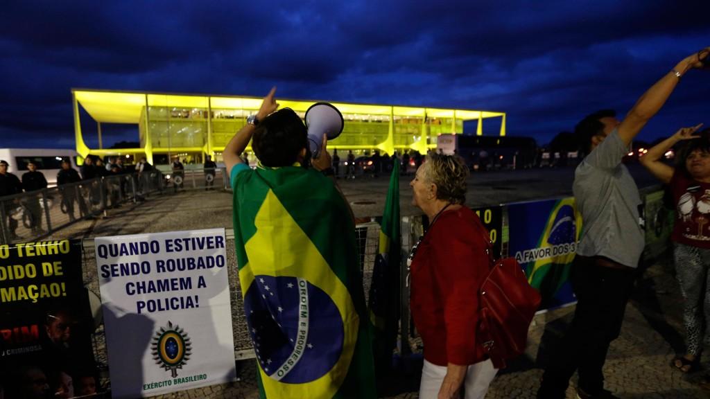 Brasil vive la peor crisis política de su historia (EFE)