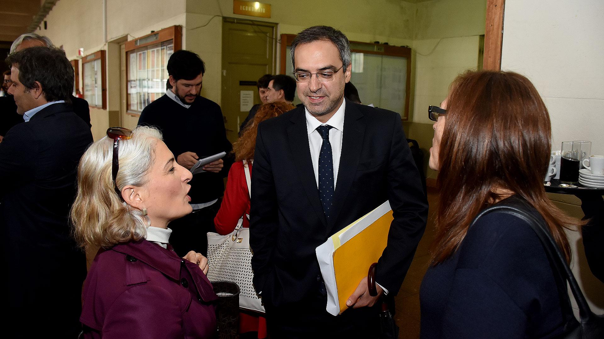 El juez federal de La Plata Ernesto Kreplak