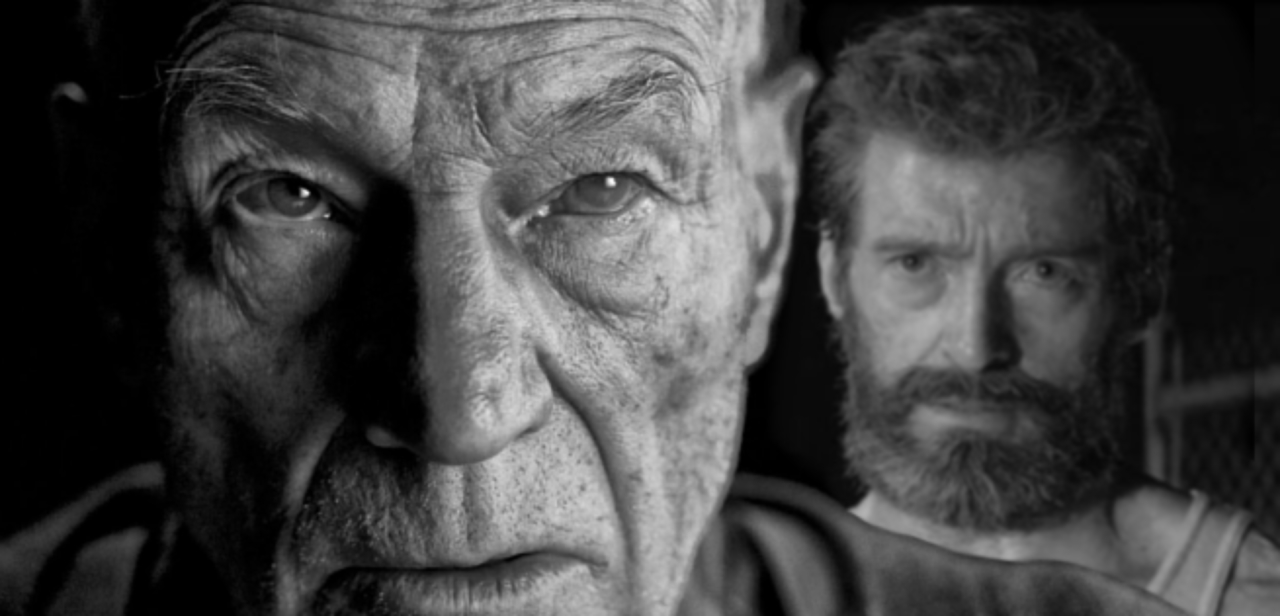 """En """"Logan"""" Patrick Stewart y Hugh Jackman trabajanjuntos por quinta vez."""
