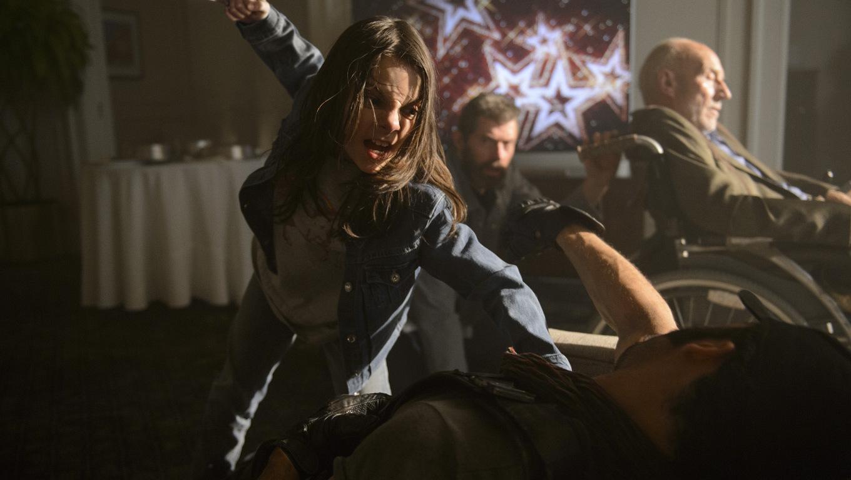 La joven actriz Dafne Keen es española, y el español es su lengua materna.